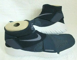 Nike Mens Free RN Motion FK 2018 Running Shoes Squadron Blue Grey Size 1... - $84.14