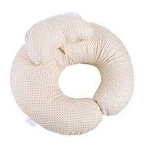Multi-function Postpartum Breastfeeding Cushion BEIGE Wave Point Feeding Pillow
