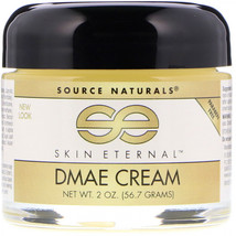 Source Naturals, Skin Eternal DMAE Cream, 2 oz (56.7 g) - $36.20