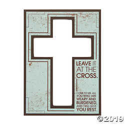 Primary image for Leave It at The Cross Sign