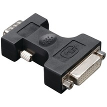 Tripp Lite P126-000 DVI to VGA Cable Adapter (DVI-I Female to VGA HD15 Male) - $23.88