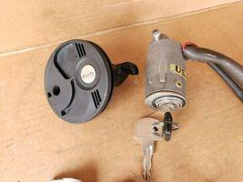1991 Alfa Romeo 164 Ignition Switch Door Trunk Glove Box Lock & Key image 3