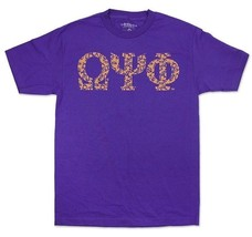 Omega Psi Phi Tee Graphic - $25.00