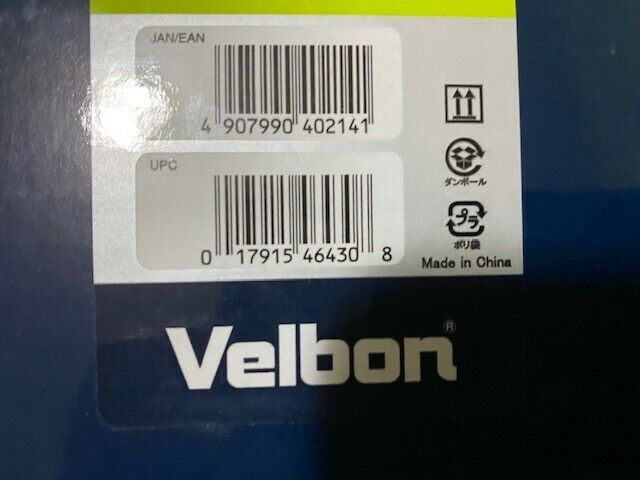 Velbon Sherpa 6430D Aluminum Combo Tripod with QHD-63D Ball Head-Brand New