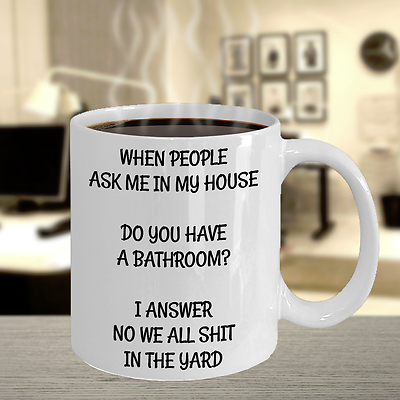 Funny Sarcastic Birthday Gift For Mom Dad Wife Husband Friend Her Boyfriend Mug