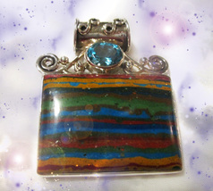 HAUNTED NECKLACE MASTER OF ALL GREAT & SMALL GOLDEN ROYAL COLLECTION MAGICK - $807.77