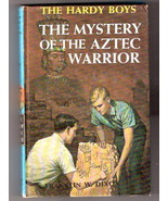 Hardy Boys THE MYSTERY OF THE AZTEC WARRIOR   Early    20 chapers  1964 - $12.60