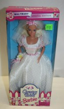 Country Bride Wal*Mart Special Edition Barbie Doll In Original Box - $24.74