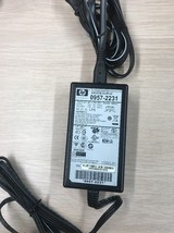 HP 0957-2231 AC Power Supply Adapter Charger Output: 32V 375mA            AE6