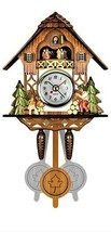Antique Style Quartz Cuckoo Clock Novelty- Free USA Shipping From Colorado - $27.71