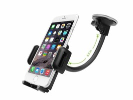 Car Windshield Suction Mount Phone Holder Gooseneck for LG G5 G4 Cradle ... - $8.57