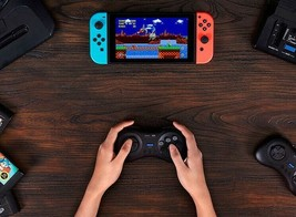 Official 8Bitdo M30 Bluetooth Wireless Controller for Nintendo Switch Android - $28.04