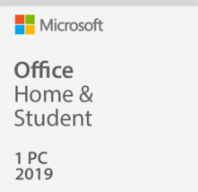 Microsoft Office Home and Student 2019 - 1 PC Windows Genuine License - $44.50