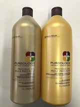 Pureology Precious Oil Shampoo and Conditioner 33.8 Oz Duo (DISCONTINUED ) - $148.50