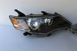 07-09 Mitsubishi Outlander HID Xenon Headlights Set L&R - POLISHED image 2