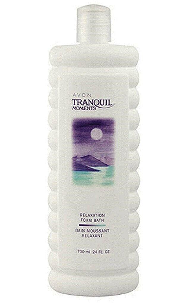 Avon Tranquil Moments Relaxation Foam Bath 700ml (24 fl oz) - $9.56