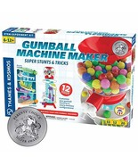 Thames & Kosmos Gumball Machine Maker Lab - Super Stunts & Tricks | Buil... - $28.57
