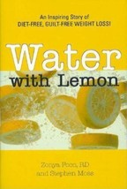 Water with Lemon by Zonya Foco and Stephen Moss (2007, PB) *SIGNED* 2x - $19.59