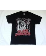 T-Shirt Black Sabbath L Black 100% Cotton Ozzy Heavy Metal Band Re The W... - $14.99