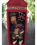 David frykman royal doulton figure English Collection Mint london teleph... - $55.00