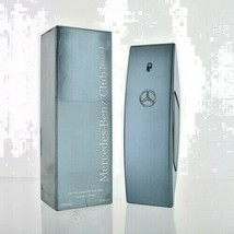 Mercedes Benz Club Fresh 3.3 3.4 Oz Eau De Toilette Spray Mercedes Benz Men - $34.99