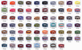 New-99-colors-available-1PCS-High-quality-20MM-Nylon-Watch-band-watch-st... - $6.90