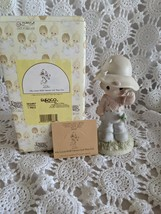 Enesco Precious Moments My Love Will Never Let You Go Figure 103497 - $14.54