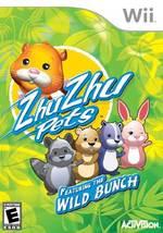 ZHU ZHU PETS:WILD BUNCH  - Wii - (Brand New) - $31.12