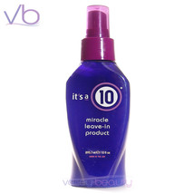 IT'S A 10 Miracle Leave In Product 295.7ml / 10oz All In One Treatment, its a 10 - $37.30