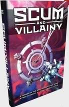Scum and Villainy Blades in the Dark Roleplaying Game RPG Strategy EHP0040 - $34.95