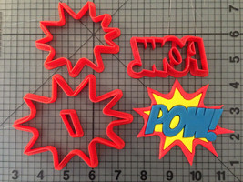 Pow! Sign Cookie Cutter Set - $6.50+