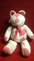 Quilted  Bear - $29.00