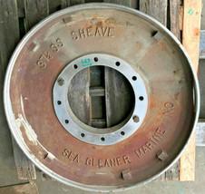 "37 1/4"" Stainless Steel Sheave Sea Gleaner Marine Inc. - $494.99"