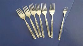 Oneida Distinction Stainless Steel Flatware LISBON 10 Piece Mixed Lot image 4