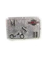 Deco Msh Harley Davidson Moto Fibbia Della Cintura da Gancio Fast 52416 - $138.58