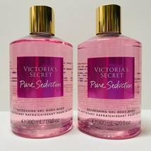 2-Pack Victoria's Secret Pure Seduction Refreshing Gel Body Wash 10 fl.o... - $29.69