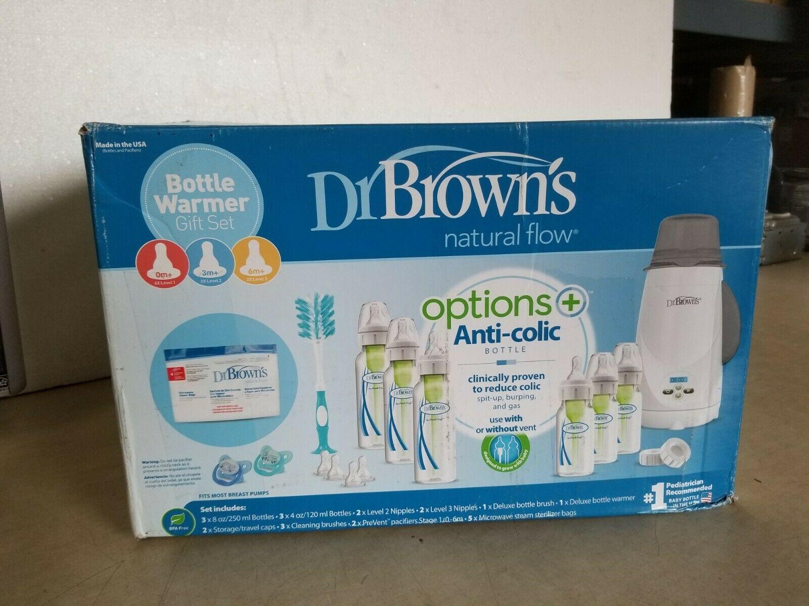 Dr Brown's Options Bottle Warmer Gift Set - $123.45