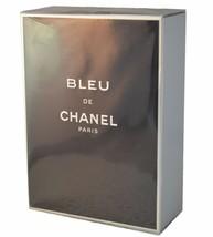 BLEU DE CHANEL Pour Homme 3.4oz. Men's Perfume EDT Cologne Fragrance Blue SEALED image 2