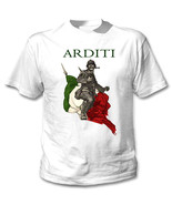 ARDITI ITALY 1 - NEW COTTON WHITE TSHIRT - $24.02