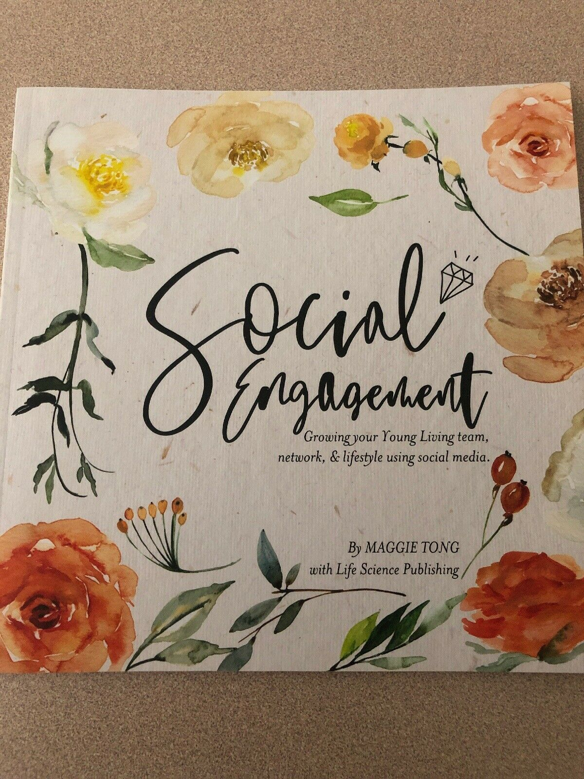 Primary image for Social Engagment Growing your Young Living Team Network On Social Media