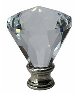 """Urbanest Crystal Belle Lamp Finial, 2 3/16"""" Tall - $13.85+"""