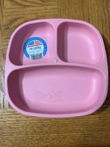 Rec Play Kids Dinner Plate Pink - $12.61