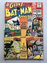 Batman (1940) Annual #4 Spine Split - $23.76