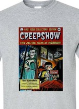 CREEPSHOW t-shirt retro horror movie Stephen King 1980s cotton blend graphic tee image 1