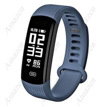 NEW! Zeblaze Plug Real-time Continuous Heart Rate Monitor All-day Activity Track - $50.00