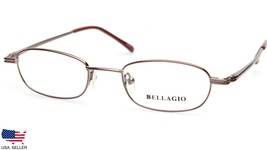 NEW Bellagio B 148 C-03 BRONZE EYEGLASSES GLASSES FRAME 45-19-135 B27mm ... - $36.75