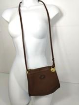 Vintage Dooney & Bourke Pebbled All Weather Leather Crossbody Shoulder H... - $38.69