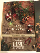 Hallmark Keepsake Dreambook 1990 Christmas - $9.89