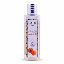 Khadi Natural Herbs Apricot Massage Oil-100ml - $8.89