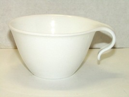 Vintage Corelle Livingware By Corning Winter Frost White 8oz Cup Coffee ... - $9.90